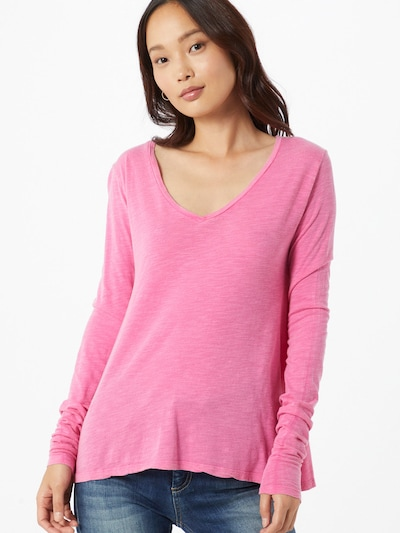 AMERICAN VINTAGE T-shirt en rose: Vue de face