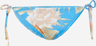 BILLABONG Bikinibroek 'Palm rise tropic' in de kleur Blauw / Geel / Sinaasappel, Productweergave