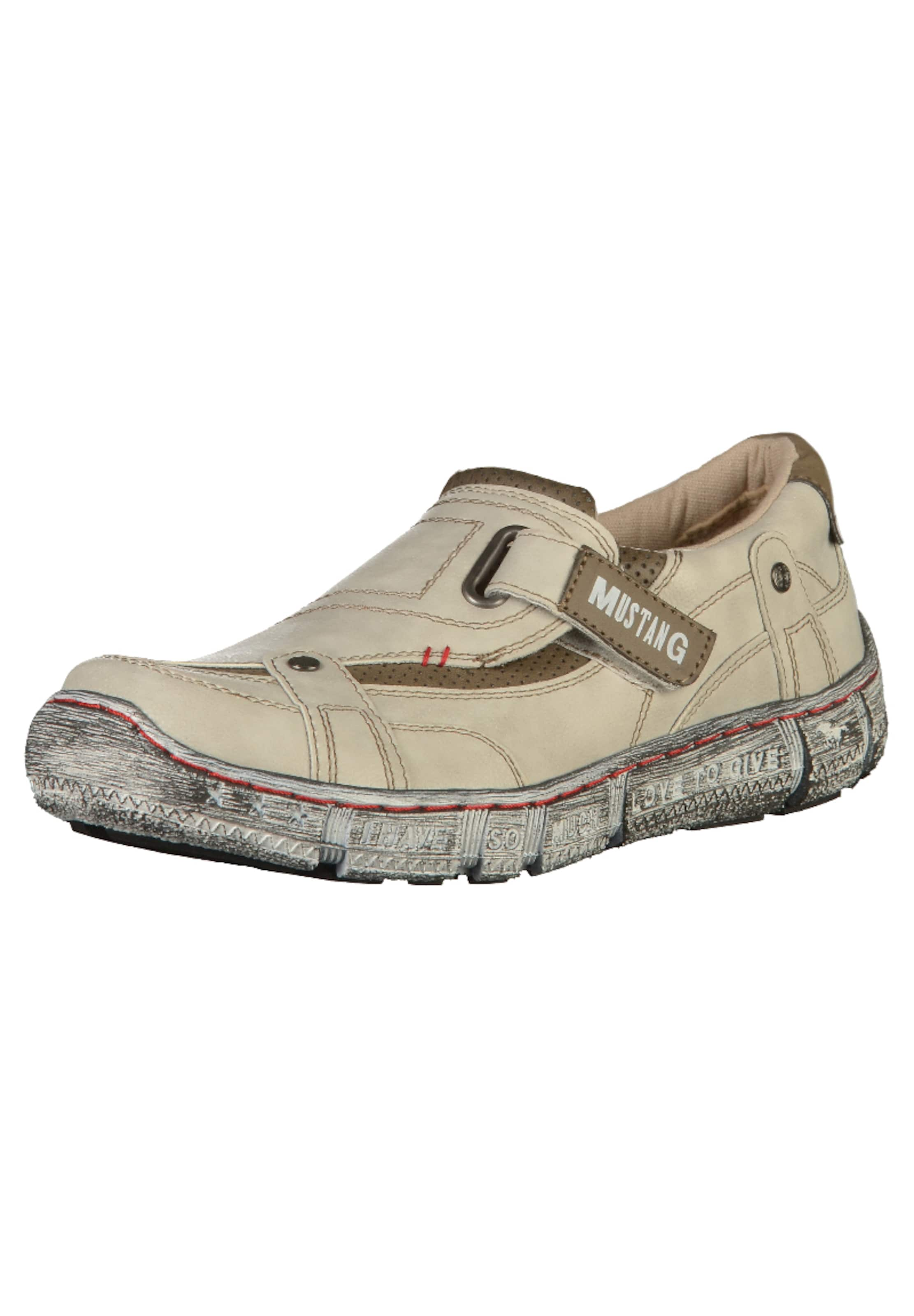 MUSTANG Halbschuhe Verschleißfeste billige Schuhe Hohe Qualität