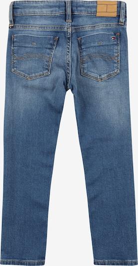 TOMMY HILFIGER Jeans 'Scanton' in de kleur Blauw denim: Achteraanzicht