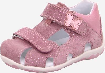 SUPERFIT Sandale 'FANNI' in rosa, Produktansicht