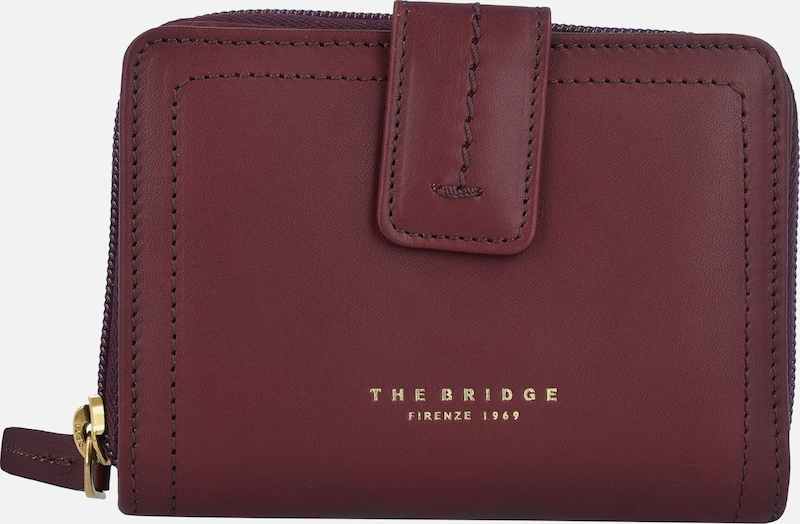 The Bridge 'Belleville' Geldbörse Leder 13 cm