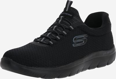 Sneaker low 'SUMMITS' SKECHERS pe negru, Vizualizare produs