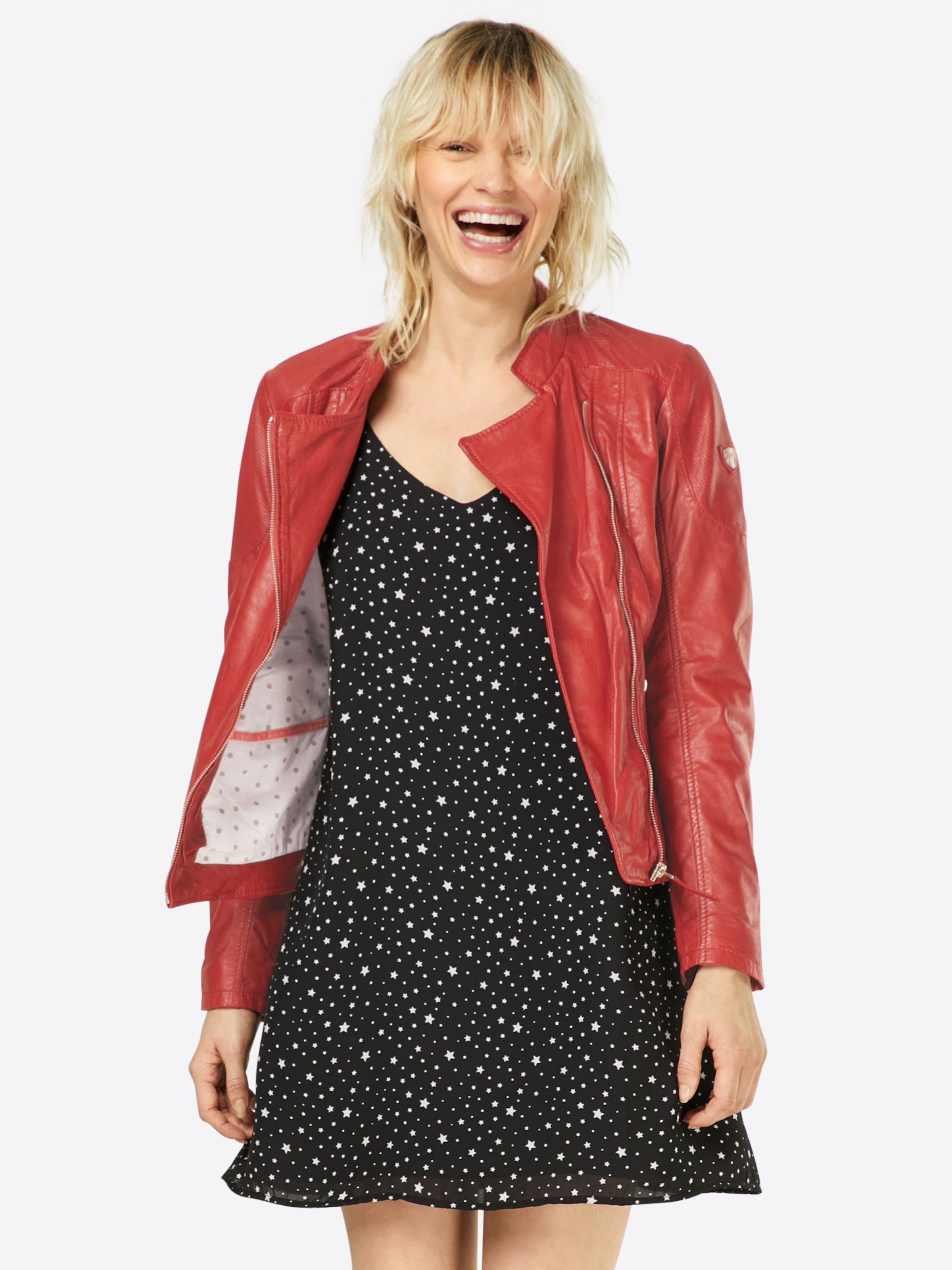 Gipsy Lederjacke 'Sugar LASV' Outlet Angebote iE5ib