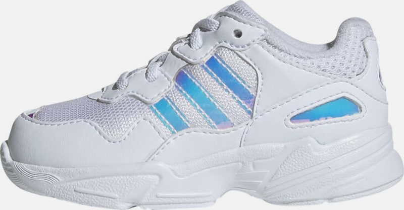 ADIDAS ORIGINALS Shoes 'Yung-96' in aqua / weiß, Produktansicht