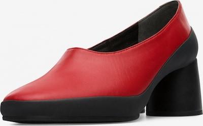 CAMPER Pumps ' Upright ' in de kleur Rood / Zwart, Productweergave