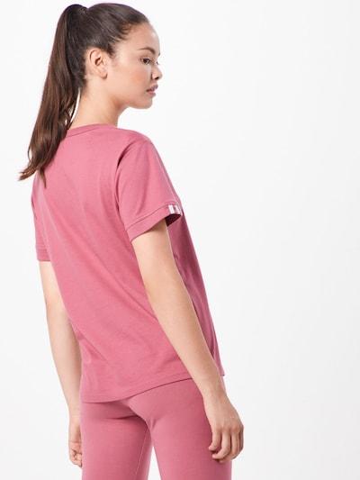 ADIDAS ORIGINALS T-Shirt in rosé: Rückansicht