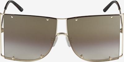 PUMA Sonnenbrille 'PU0189S-001 61' in braun / gold, Produktansicht