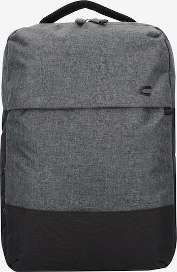 CAMEL ACTIVE Rucksack mit Laptopfach in basaltgrau / dunkelgrau, Produktansicht