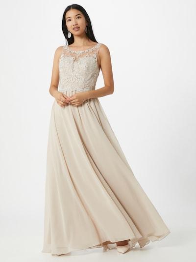 Laona Hochzeitskleid in beige, Modelansicht