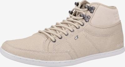 BOXFRESH Sneaker in beige, Produktansicht