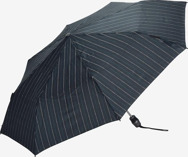 KNIRPS Paraplu 'T .200' in Blauw / Ultramarine blauw / Wit 6jddUR9M