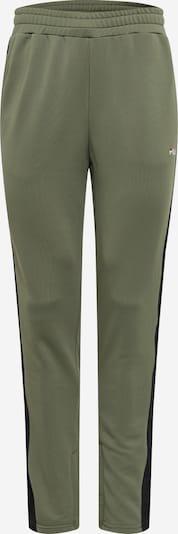 FILA Hose 'SANDRO' in grün / schwarz, Produktansicht