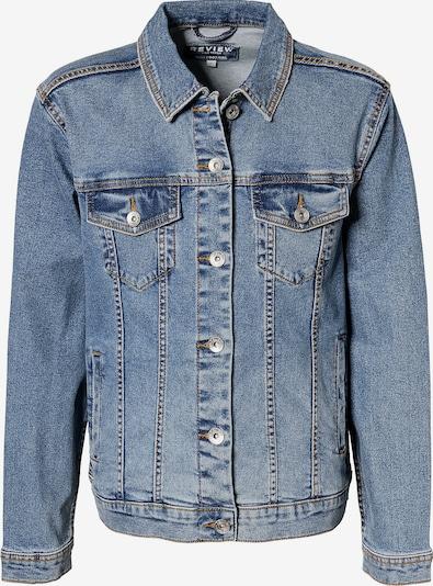 REVIEW FOR TEENS Jeansjacke in blue denim, Produktansicht