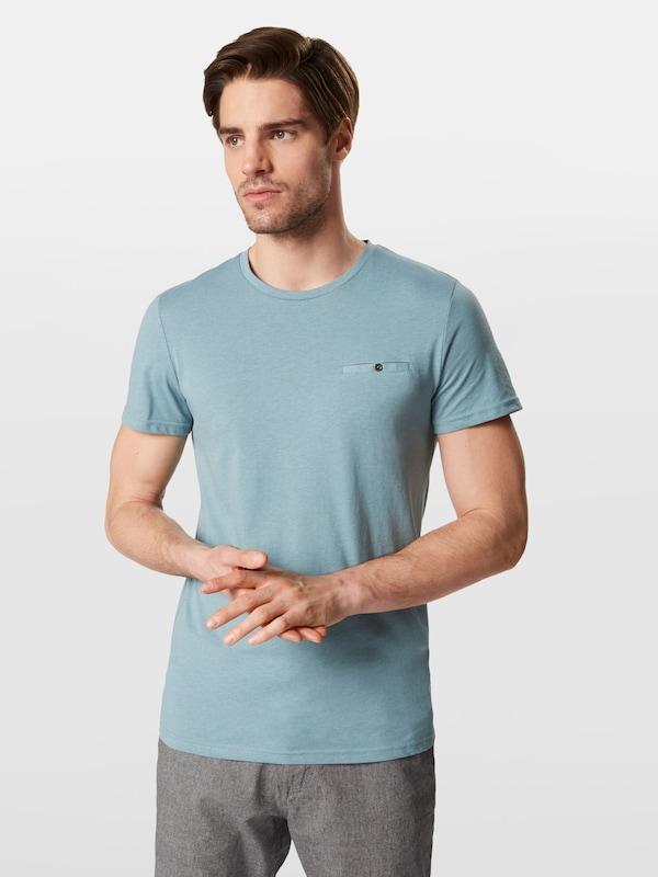 Tom Tailor shirt T En Bleu BodxCe