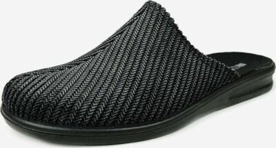 ROMIKA Hausschuhe in grau / schwarz, Produktansicht