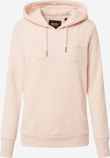 Superdry Sweatshirt 'Vintage' in de kleur Lichtroze, Productweergave