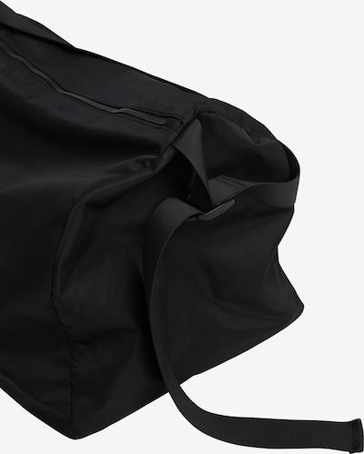 EDITED Weekendtas 'Holma' in de kleur Zwart: Bovenaanzicht