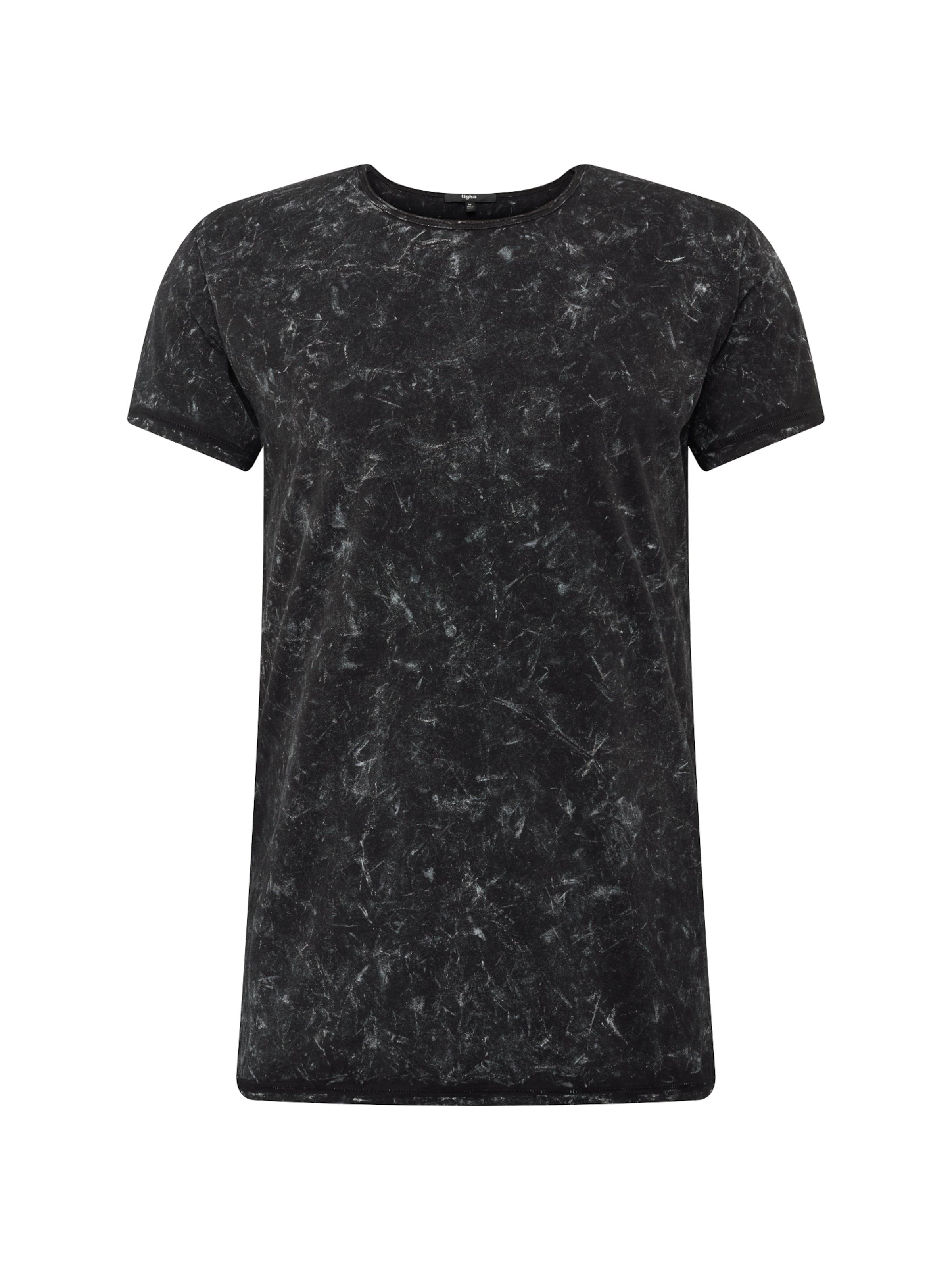 En shirt Tigha T Noir Chiné dthQCsrx