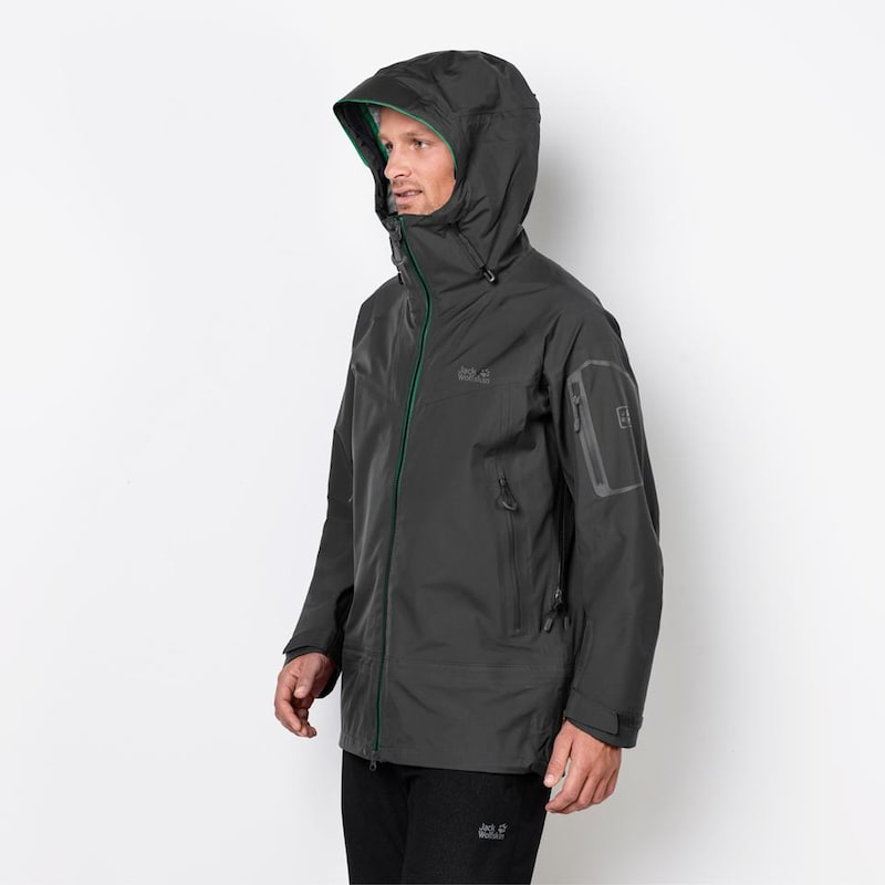 JACK WOLFSKIN Softshelljacke »EXOLIGHT SLOPE JACKET MEN«