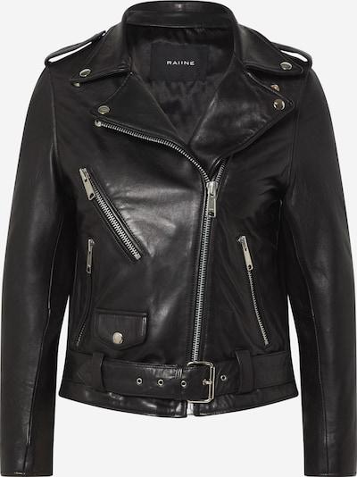 RAIINE Lederjacke 'Mitchell' in schwarz, Produktansicht