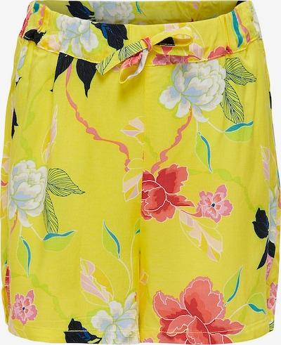 KIDS ONLY Shorts 'Konella' in gelb / mischfarben, Produktansicht