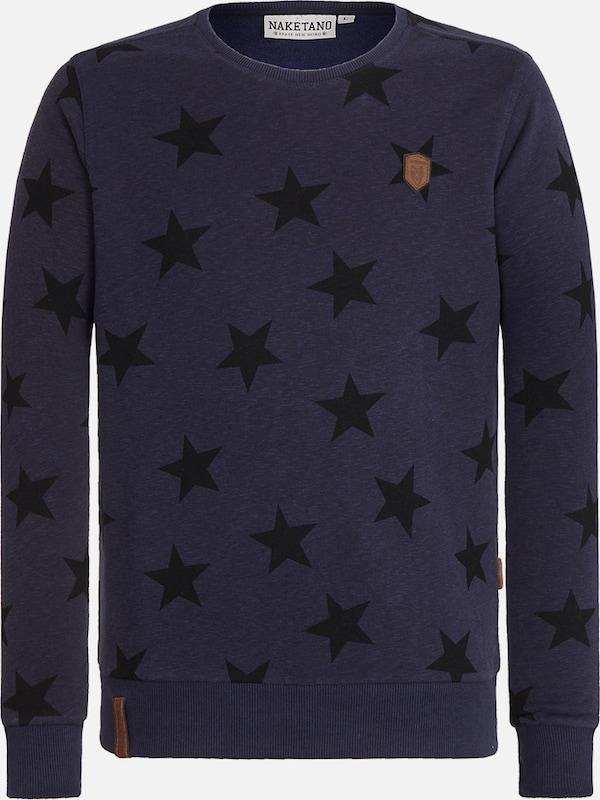 naketano Male Sweatshirt 'Frittenklaus'