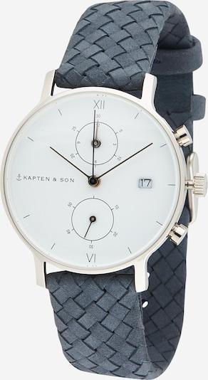 Kapten & Son Analogni sat u golublje plava / srebro / bijela, Pregled proizvoda