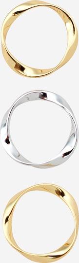 Inele 'Aliza' EDITED pe auriu / argintiu, Vizualizare produs