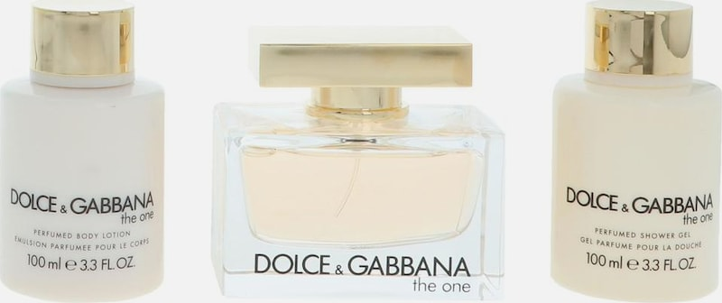Dolce & Gabbana The One, Duftset (3 Tlg.)