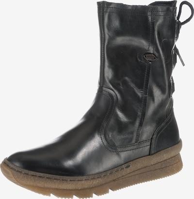 CAMEL ACTIVE Laarzen 'Authentic 73' in de kleur Zwart, Productweergave