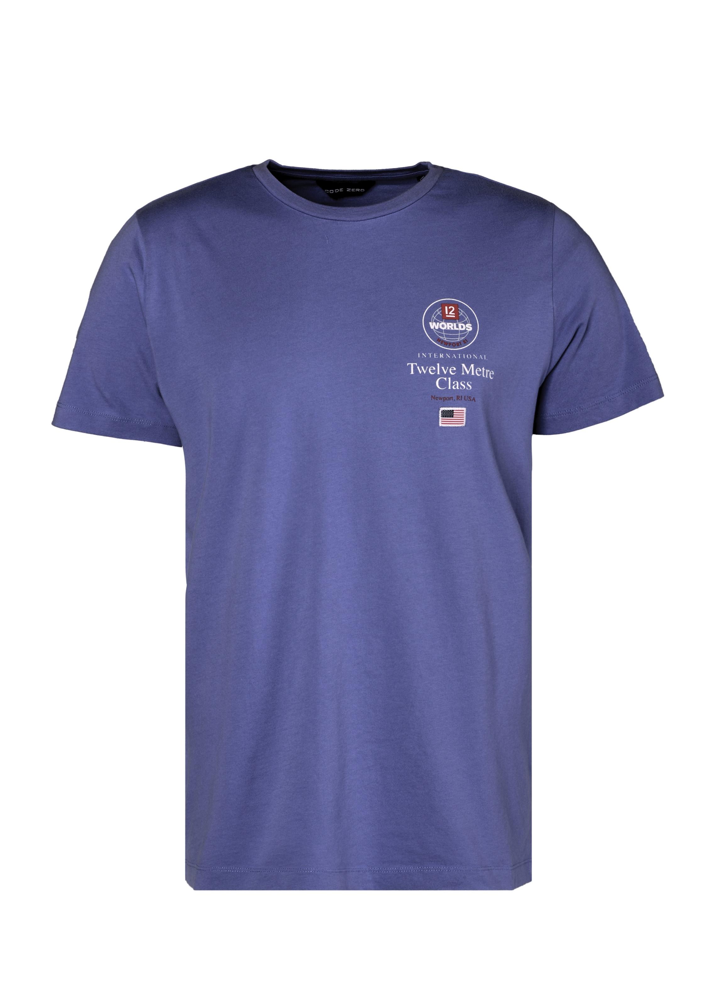 Code T Island' shirt 12m Blau Rhode In 'ss zero nOX8Pkw0