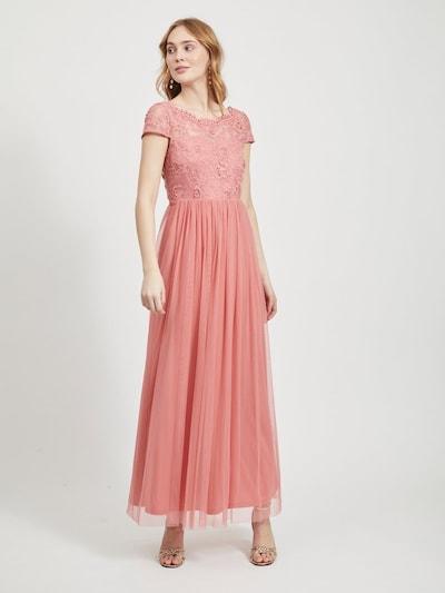 VILA Kleid in melone, Modelansicht