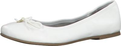 s.Oliver Ballerina in weiß, Produktansicht