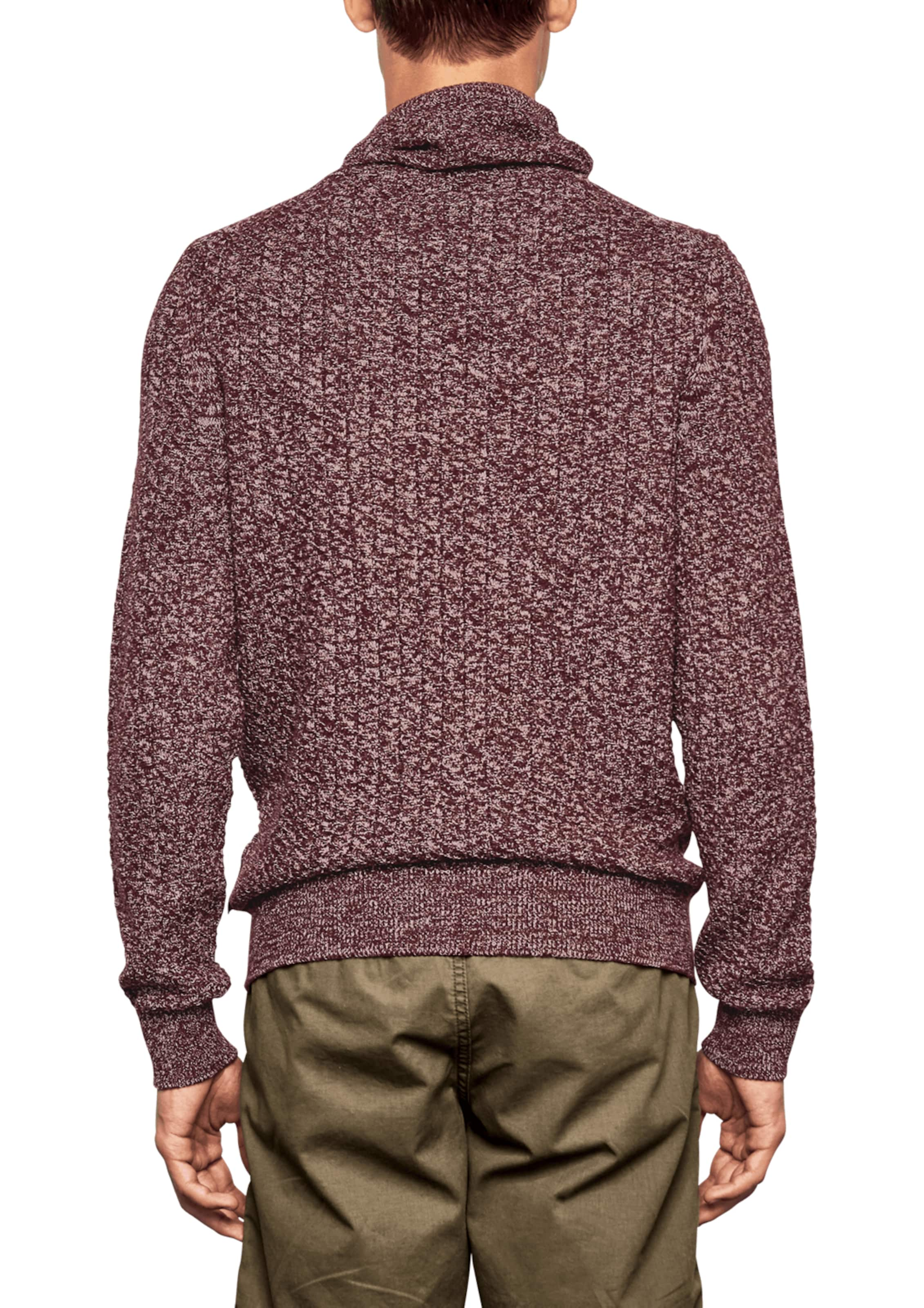 By Q Weinrot Pullover In s Designed jqSLGVpUzM