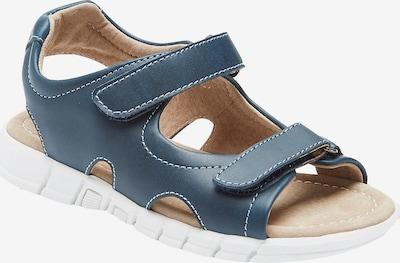 VERTBAUDET Sandalen in blau: Frontalansicht