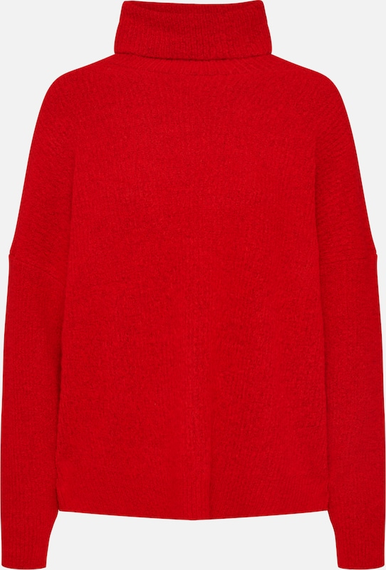 Rich & Royal Pullover in rot, Produktansicht