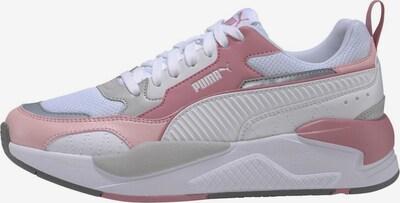 PUMA Sneaker in hellgrau / rosa / weiß, Produktansicht