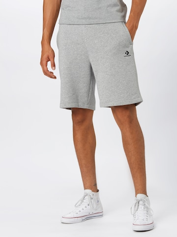 CONVERSE Shorts in Grau