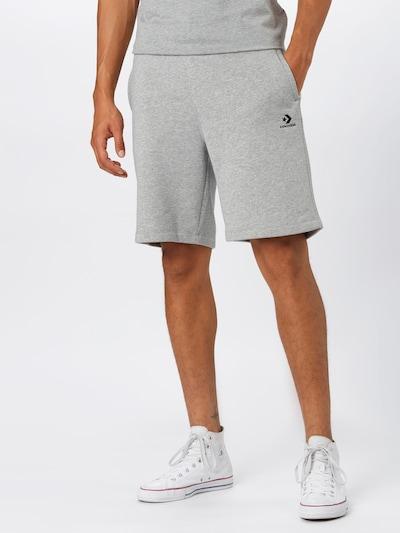 CONVERSE Shorts in grau, Modelansicht