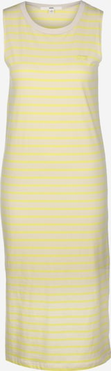VANS Kleid ' Mini Check Mid ' in hellgelb, Produktansicht