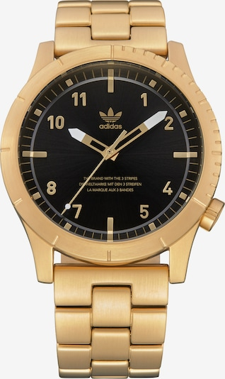 ADIDAS ORIGINALS Uhr 'Cypher_M1' in gold, Produktansicht