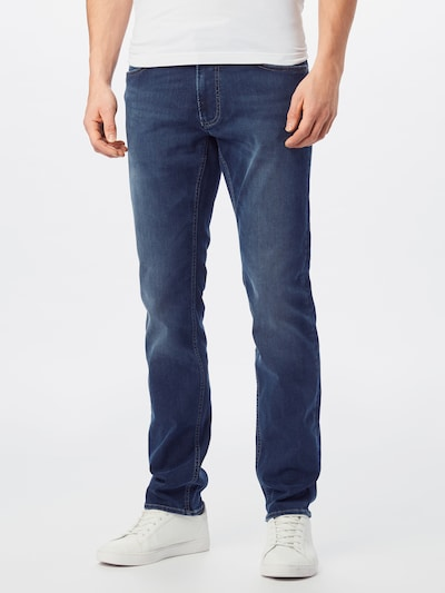 BRAX Jeans 'CHUCK' in de kleur Blauw denim: Vooraanzicht