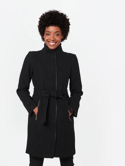 VERO MODA Prijelazni kaput 'BESSY CLASS  JACKET NOOS' u crna, Prikaz modela