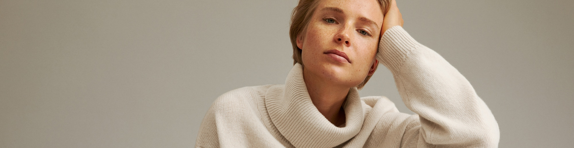 Filippa K Brand header