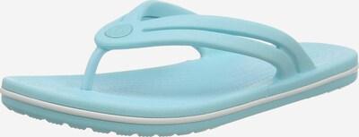 Crocs Pantoletten in blau, Produktansicht