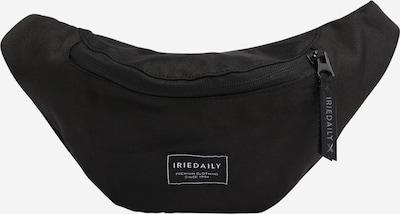 Iriedaily Gürteltasche 'City Zen 2' in schwarz, Produktansicht