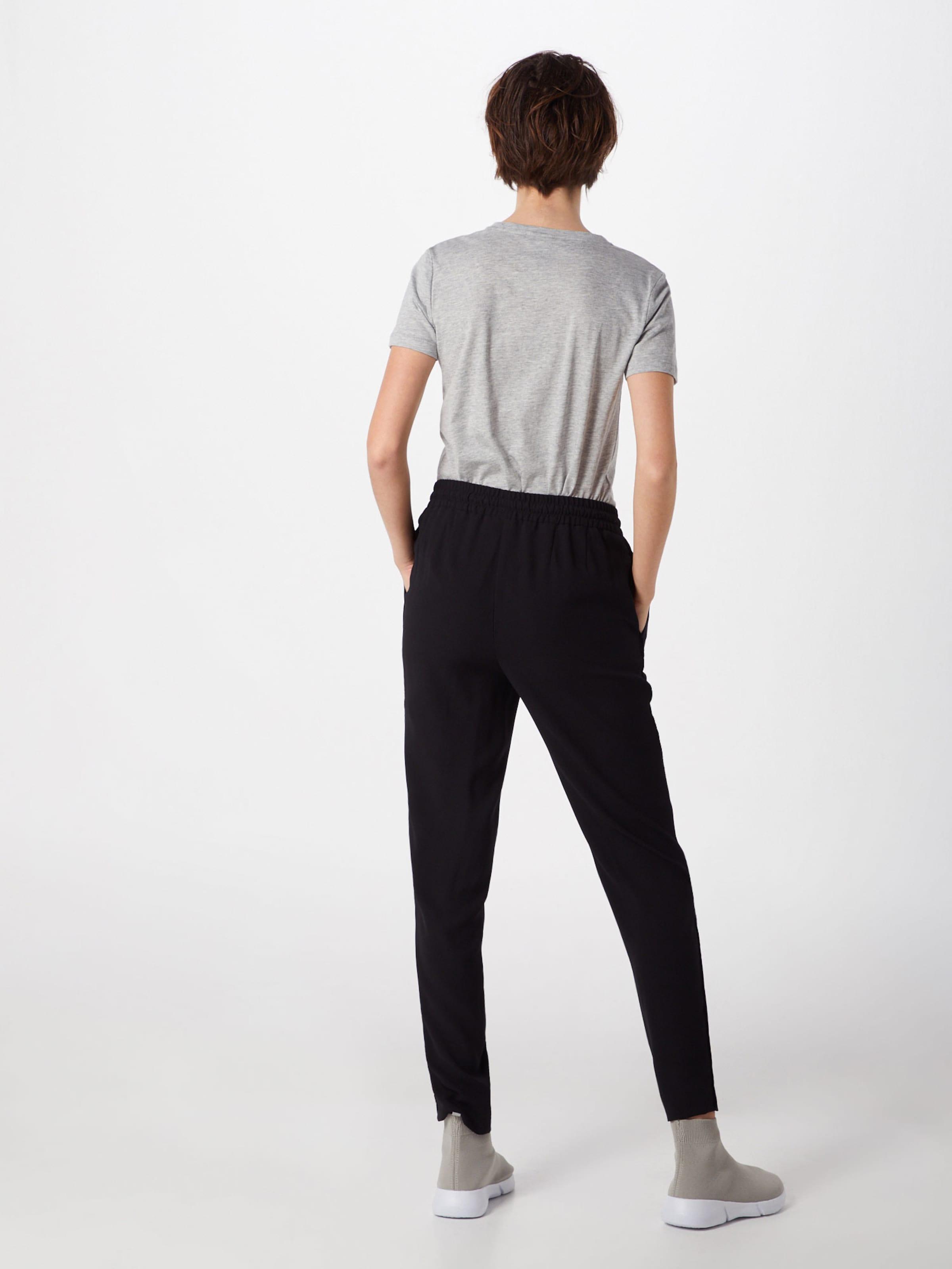 Noir Dkny On Pant' Pantalon En 'pull 3L5ARq4j