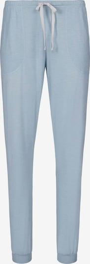 HUBER Schlafhose 24 hours women Sleep mit langem Bein in blau, Produktansicht