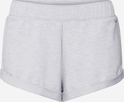 Skiny Pyjamahose in hellgrau, Produktansicht